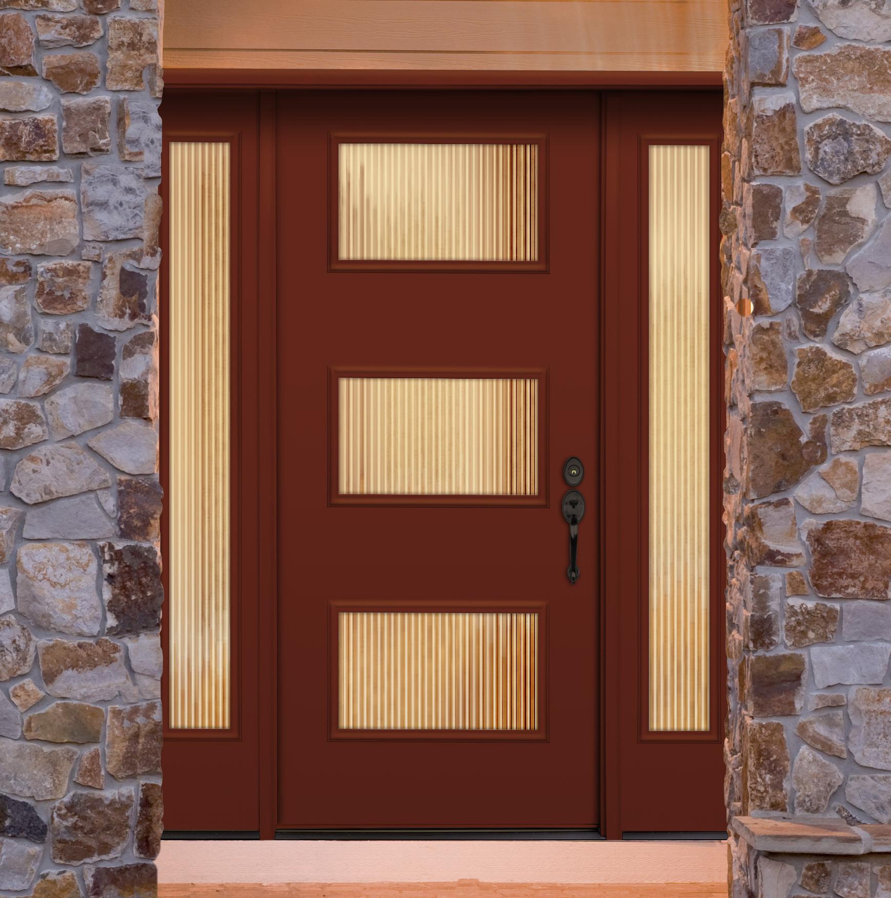 Courtesy Door Entry Doors Steel Textured Fiberglass